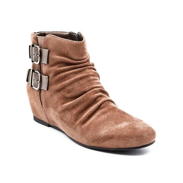 Andrew Geller MARGOT Women's Boots Mushroom