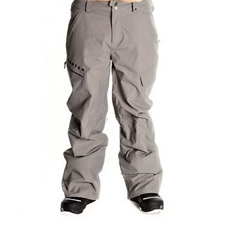 Mens Burton Poacher Pipeline Snow Pants