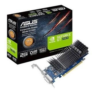 Asus Gt1030-2G-Csm Geforce Gt1030 2Gb Gddr5 Grap