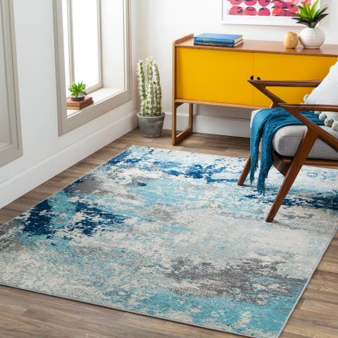 Chichi Modern Abstract Area Rug