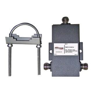 TerraWave - 800-2500 MHz 2-Way Outdoor Splitter w/ N Females