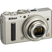 Nikon COOLPIX A Digital Camera (Silver) (International Model)
