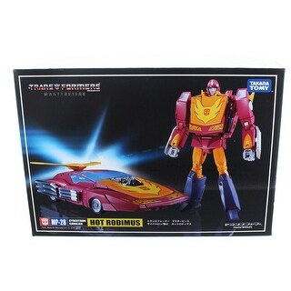 Transformers Masterpiece Action Figure: MP-28 Hot Rodimus