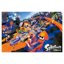 Splatoon Splat Jigsaw Puzzle