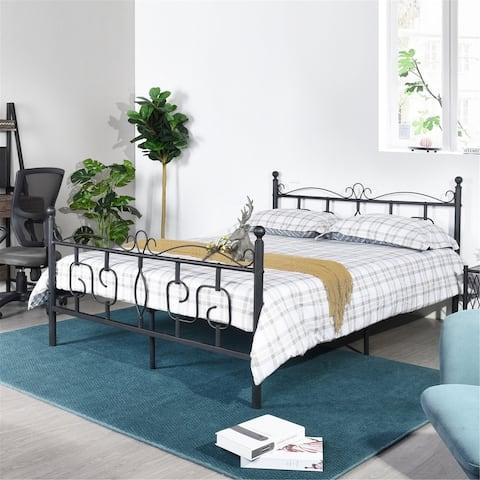 Furniture R Emberly Platform Bed