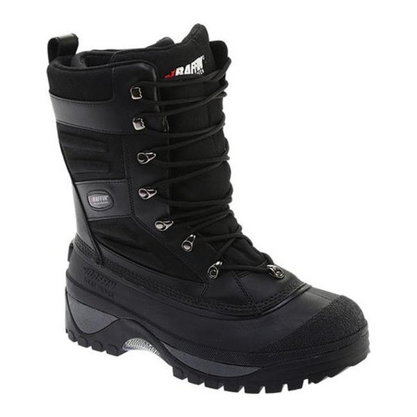 bfe4a32e5dbc Shop Baffin Men s Crossfire Snow Boot Black - Free Shipping Today ...