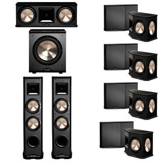BIC Acoustech 7.1 System with 2 PL-89 II Speakers
