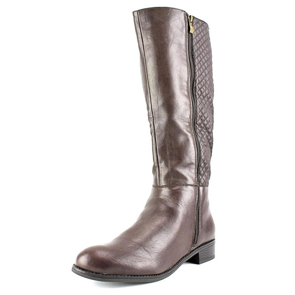 Life Stride Safe Women Round Toe Synthetic Knee High Boot