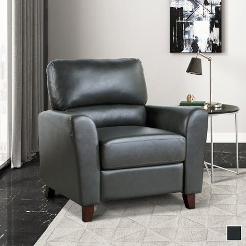 Leto Push Back Recliner Chair