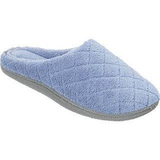 10d2c24b900 Quick View. Was  15.25.  3.05 OFF. Sale  12.20. Dearfoams Women s Quilted  Terry Clog Slipper Iceberg