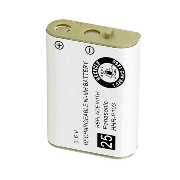 Replacement Battery For VTech i5808 / i5850 Cordless Phones - 102 (800mAh, 3.6V, NiMH)