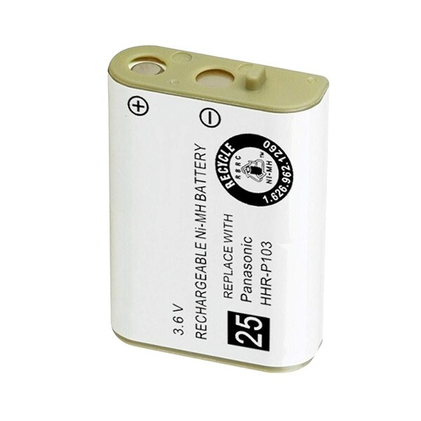 Replacement For VTech BT5871 Cordless Phone Battery (800mAh, 3.6V, NiMH)