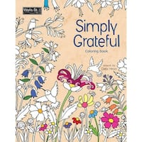 Wells Street by LANG-Simply Grateful Adult Coloring Book
