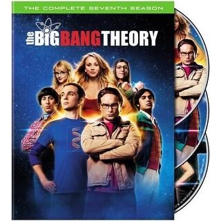 Big Bang Theory: The Complete Seventh Season [DVD]