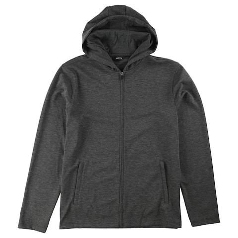 Alfani Mens Essentials Stretch Hoodie Sweatshirt