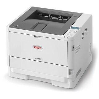 Okidata - B512dn - Mono - Led - Single Function - Printer - 47 Ppm - A4/Letter/Legal - 120