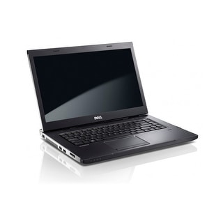 "Dell Vostro 3550 15.6"" Silver Refurb Laptop - Intel i3 2310M 2nd Gen 2.1 GHz 6GB SODIMM DDR3 SATA 2.5"" 500GB DVD-RW Win 10 Home"