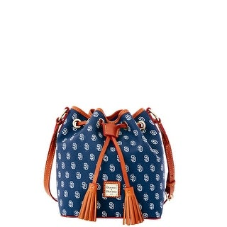 Dooney & Bourke MLB Padres Kendall Crossbody (Introduced by Dooney & Bourke at $228 in Oct 2015) - Navy