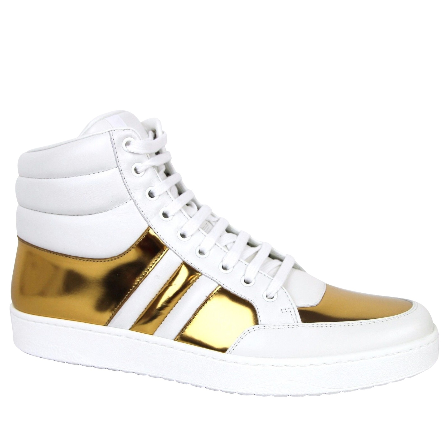 Gucci Men's High top Contrast Padded