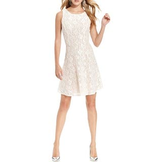 Speechless Womens Juniors Semi-Formal Dress Lace Glitter|https://ak1.ostkcdn.com/images/products/is/images/direct/25a0785169c3186d4d575f07272aab16f12f391c/Speechless-Womens-Juniors-Semi-Formal-Dress-Lace-Glitter.jpg?impolicy=medium