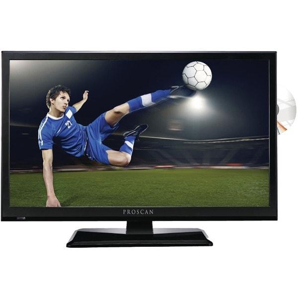 "Proscan Pledv2488A 24"" 1080P D-Led Hdtv/Dvd Combination"