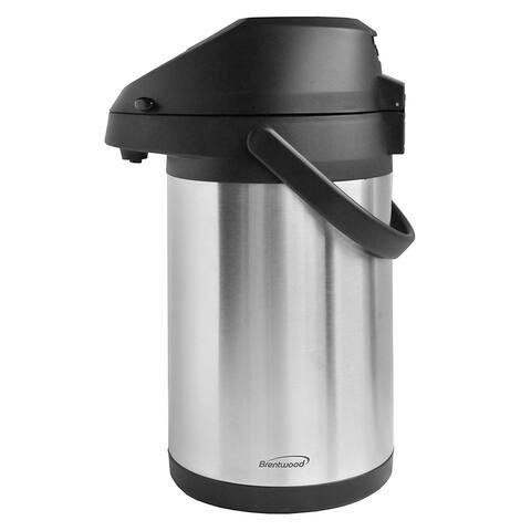 Brentwood Air Pot Vacuum Flask Vacuum Flask