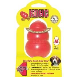 Kong Medium Red Kong Dog Toy