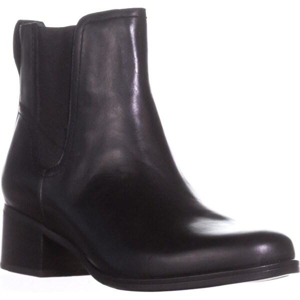naturalizer Dallas Ankle Boots, Black - 7 us / 37 eu