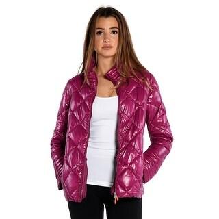Save The Duck Lightweight Women's Jacket In Magenta
