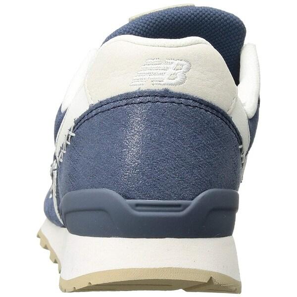696V1 Sneaker, Vintage Indigo/Sea Salt