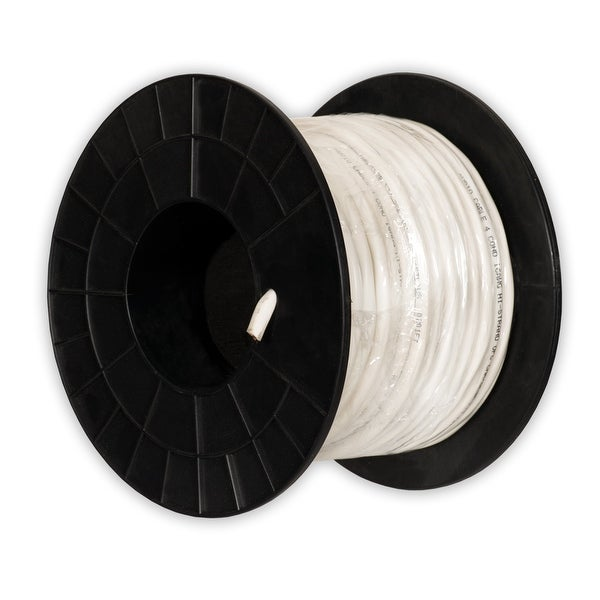 Theater Solutions C100-16-4 CL3 Speaker Wire 4 Conductor 16 Gauge 100' Roll UL