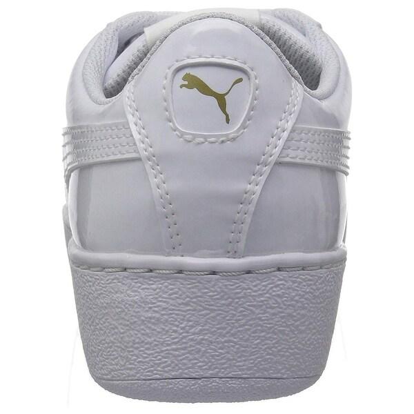 Puma Damen Vikky Platform Patent Sneaker: Puma: .de: Schuhe