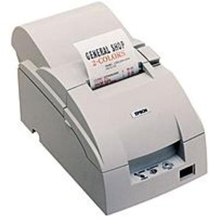 Epson C31C515603 TM-U220D POS Receipt Printer - Two-color - (Refurbished)