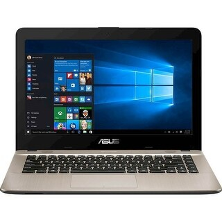 "Manufacturer Refurbished - Asus F441BA-DS94 14"" Laptop AMD A9-9420 3GHz 8GB 256GB SSD Windows 10"