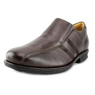 Sandro Moscoloni Baker Round Toe Leather Loafer
