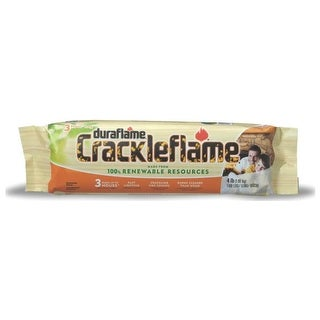 Duraflame 04637 Crackleflame Firelogs, 4 lbs