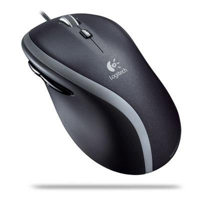 Logitech M500 Corded Laser Mouse (910-001204)
