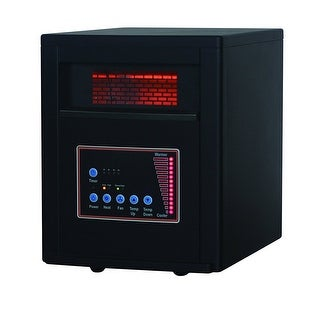 World Marketing - Qde8600 - Infrared Quartz Heater W Rc