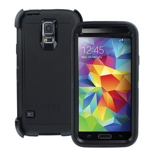 OtterBoxDefender Series Protective Case Coverfor Samsung Galaxy S5 - Glacier