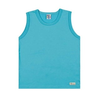 Boys Tank Top Kids Muscle Shirt Pulla Bulla Sizes 2-10 Years