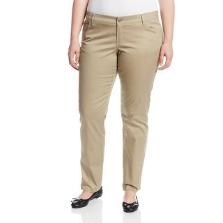 Dickies Girl 5 Pocket Classic Skinny Plus Size