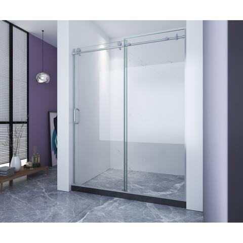 7051 Series Treated Shower Door Set