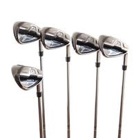 New Cobra Fly-Z XL Irons 7i-PW,GW R-Flex True Temper Dynalite Steel R-Flex RH