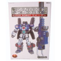 Transformers PE-DX03 Warden Action Figure - multi