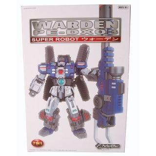 Warden PE-DX03 Super Robot Action Figure