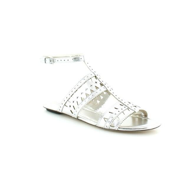 Via Spiga Idoma Women's Sandals & Flip Flops Silver