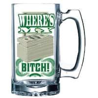Breaking Bad Where's My Money B*tch Beer Mug - Multi