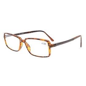 8d110765e892 Shop Eyekepper Classic Rectangle TR90 Frame Spring Hinges Reading Glasses  Tortoise +1.0 - Free Shipping On Orders Over  45 - Overstock.com - 15913348