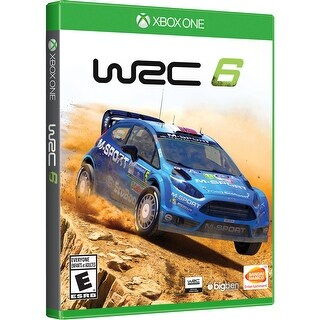 Namco Bandai Entertainment 22082 World Rally Championship 6 For Xbox One