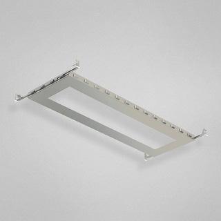 Eurofase Lighting 24056 30 Rectangular New Construction Plate - N/A